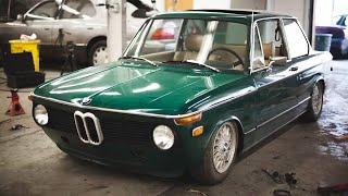 BMW 2002 Airlift Setup (Part 2)