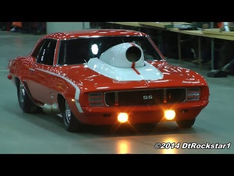 Incredible Parade of Muscle Cars Part 1