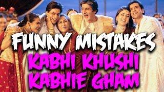 Everything Wrong With Kabhi Khushi Kabhie Gham (W/ Eng Subs) | Funny Bollywood Mistakes | Epi. #34