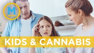 How to talk to kids about cannabis | Your Morning