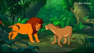 Lion King - Simba and Nala Reunion (Finnish) [HD 1080p]