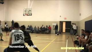 TM6  121 Akeen Woods 6'3 170 Hopkins HS MN 2018      Highlight