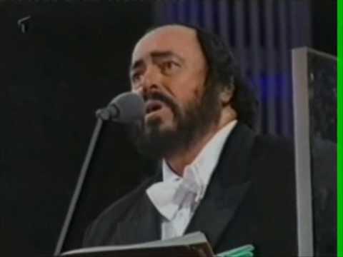 The Three Tenors - Torna a Surriento (Munich 1996)