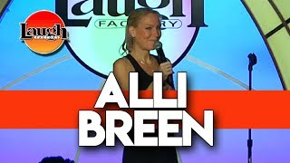 Alli Breen | Living in New York | Laugh Factory Las Vegas Stand Up Comedy