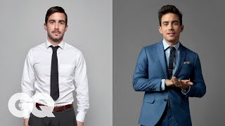 A Short Man's Guide to Dressing for Work – Project Upgrade | GQ