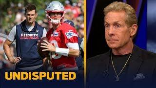 'Bill Belichick is fast-tracking Jarrett Stidham to replace Tom Brady' — Skip   NFL   UNDISPUTED