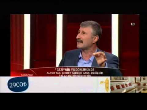 Alper Taş Gezi de Antikapitalist müslümanlar olmasa bize neler söylerlerdi