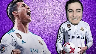 Fifa 18 Türkçe - Real Madrid vs. PSG