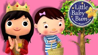 I Had A Little Nut Tree | Nursery Rhymes | By LittleBabyBum!