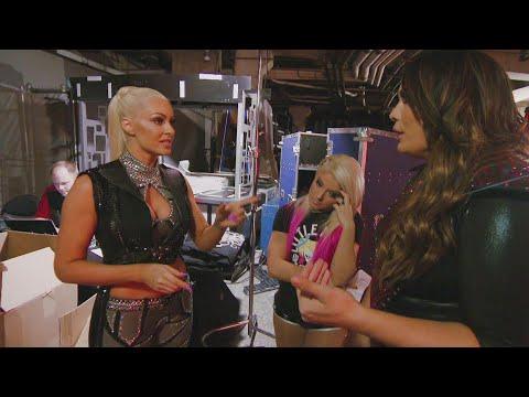 Xxx Mp4 A Conversation Turns Heated Between Nia Jax And Maryse Total Divas Preview Clip Nov 1 2017 3gp Sex