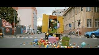 2017 Audi commercial -  Clowns