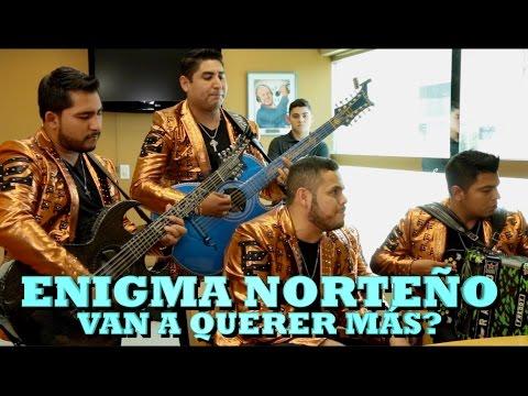 Download ENIGMA NORTEÑO - VAN A QUERER MÁS? (Versión Pepe's Office) free