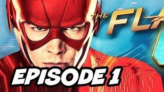 The Flash Season 4 Episode 1 Promo Breakdown - Flash Rebirth