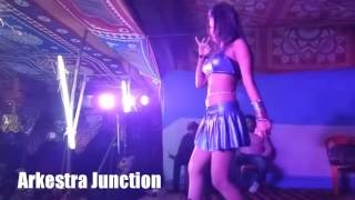 Bhojpuri Arkestra Song | Stage Performance | midnight recording dance 2017