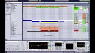 how to make music like avicii alesso calvin harris vicetone tutorial in ableton live 9