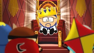 I AM THE ALMIGHTY KING!! - South Park: The Fractured But Whole Gameplay