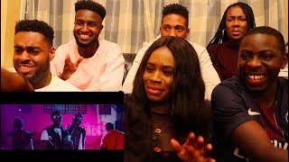 DJ Maphorisa - Midnight Starring ft. DJ Tira, Busiswa, Moonchild  ( REACTION VIDEO ) || @DjMaphorisa