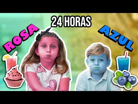 Xxx Mp4 24 Horas COMIENDO ROSA Y AZUL Con Mi HERMANO 3gp Sex