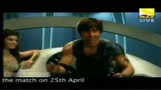 Ranbir Kapoor & Sanjay Dutt % Jaccquline New Pepsi Add 2010.wmv
