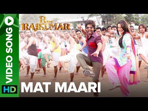 Xxx Mp4 Mat Maari Full Video Song R Rajkumar Sonakshi Sinha Shahid Kapoor 3gp Sex