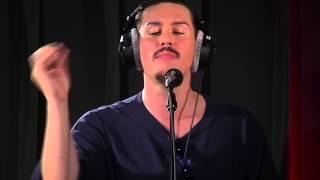 Sam Sparro - Love Never Felt So Good (live at Q Music Belgium)