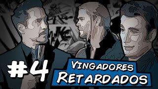 Vingadores Retardados #4 (Paródia Redublagem)