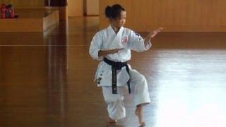 11 Year Old Girl Karate Champion in Japan!