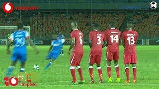 Magoli ya Final Simba 1 - 2 Azam FC KAGAME CUP