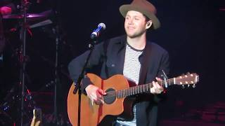 Niall Horan - This Town (98.7 AMP Live Detroit)
