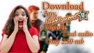 Download Higly Compressed Hollywood movie| in Dual audio