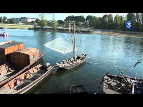 Festival de Loire 2011 Le prix de la plus belle réplique au fûtreau le St. Jean .