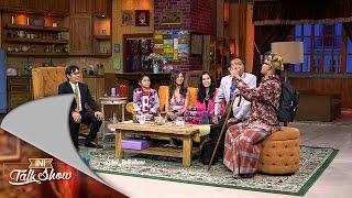 Ini Talk Show 13 Maret 2015 Part 4/5 - Nadia Vega, Ardina Rasti, Tarzan, Keisha Alvaro