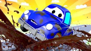 El lavado de Autos de Tom -  Henrie El Viejo Herbie - Dibujos animados de carros
