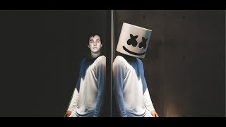 The Person Behind Marshmello Revealed.