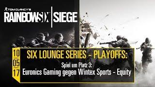 Six Lounge Series Playoffs - 10.05.2017 - Tom Clancy