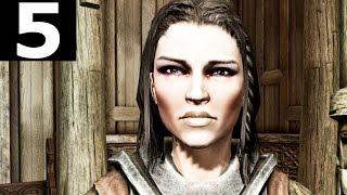 Skyrim Part 5 - Diplomatic Immunity - Walkthrough Gameplay