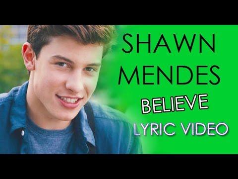 Xxx Mp4 Shawn Mendes Believe Lyric Video 3gp Sex