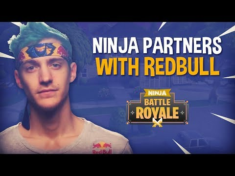 Xxx Mp4 Ninja Partners With Redbull Fortnite Battle Royale Gameplay Ninja 3gp Sex