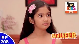 Baal Veer - बालवीर - Episode 208 - Meher Finds Out The Truth