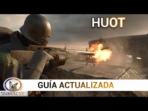 Battlefield 1 La Huot Guía Actualizada,