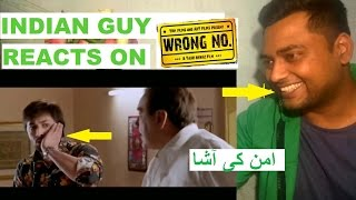 Indian Guy Reacts to Wrong Number Trailer | Pakistani Movie