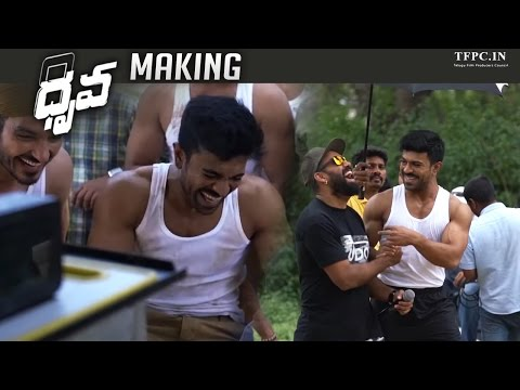 Dhruva Movie Latest Making Video  
