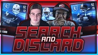 QUICKSELLING LEGENDS!? SEARCH and DISCARD (Feat. Malicious Miles) Madden Mobile 17