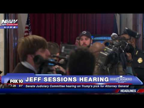 FULL COVERAGE Confirmation Hearing of Trump Attorney General Nominee Jeff Sessions FULL VIDEO