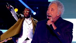 The Voice UK 2013 | Exclusive Coach Performance - Blind Auditions 1 - BBC One
