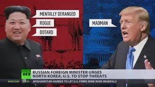 Korean crisis like kindergarten fight between children - Lavrov