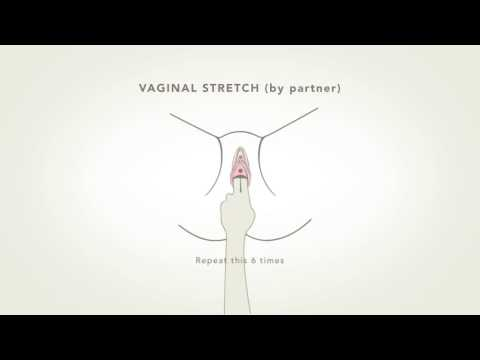 Vaginal Stretch (by partner)