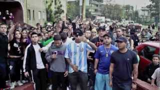 ÑENGO FLOW - SOLDADO CALLEJERO VIDEO CLIP (REGGAETON VERSION BY DJ NOVA)