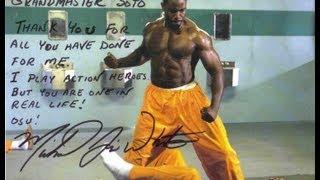 Michel Jai White Black fighter