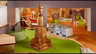 Urban Putt SF - Hole 9 - Crazy Indoor Mini Golf Course Bar